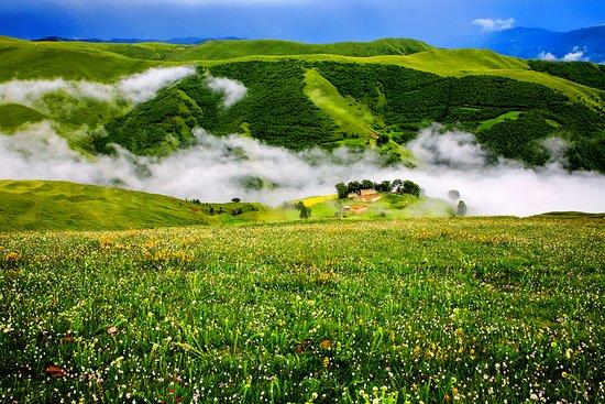 Sichuan, China: Mugecuo