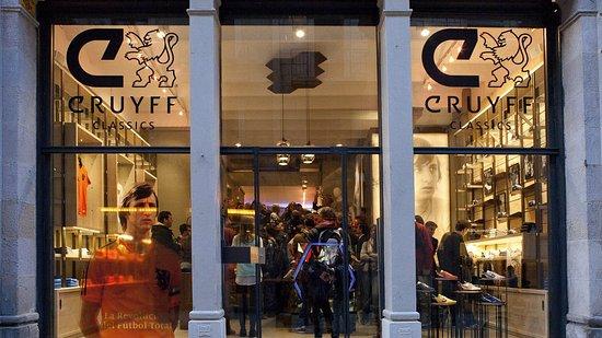 Cruyff Barcelona Flagship Store