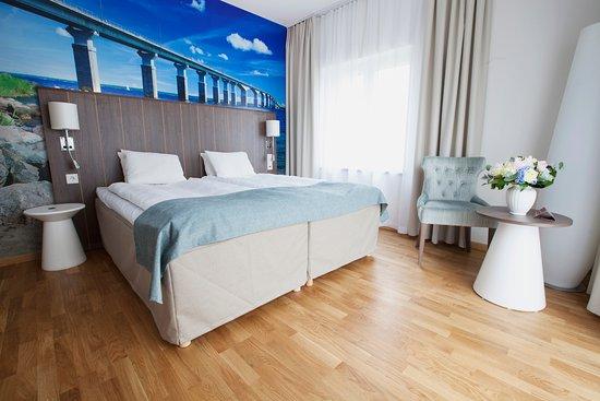 Hotel Skansen: Standard double room plus balcony