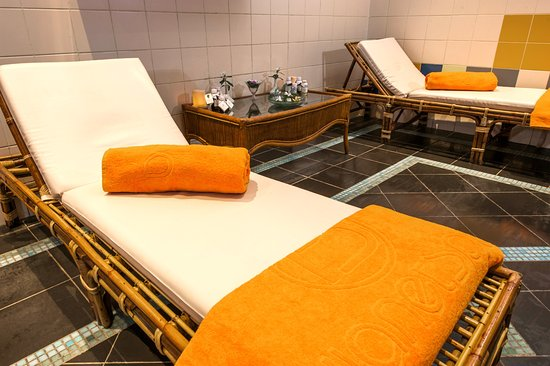Planet Spa at Hurghada Marriott Beach Resort