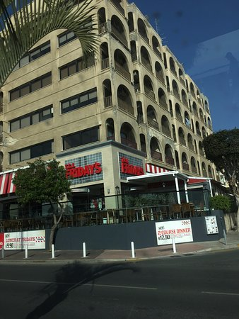 Photo of American Restaurant TGI Friday's at 28 Oktovriou 333, Limassol 3106, Cyprus