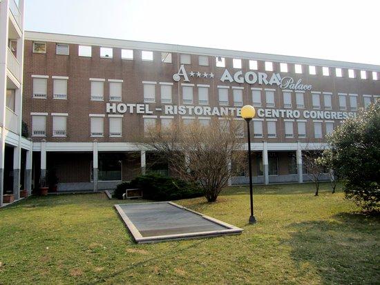 Agora Palace Hotel Photo