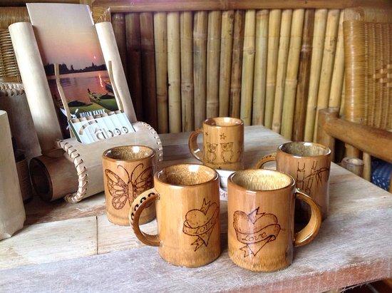Taboo Bamboo Workshop: Ly uống nước Bamboo