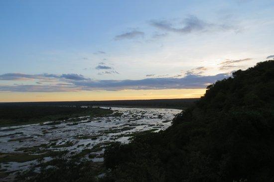 Olifants Rest Camp: terras