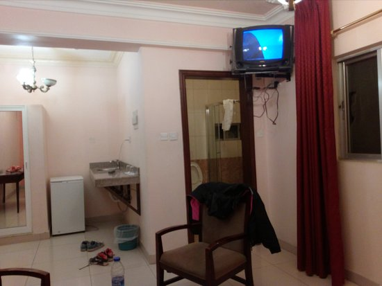 Al Qidra Hotel Aufnahme