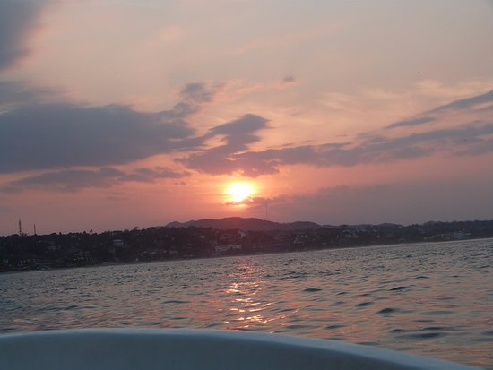 Omar's sportfishing: lever de soleil