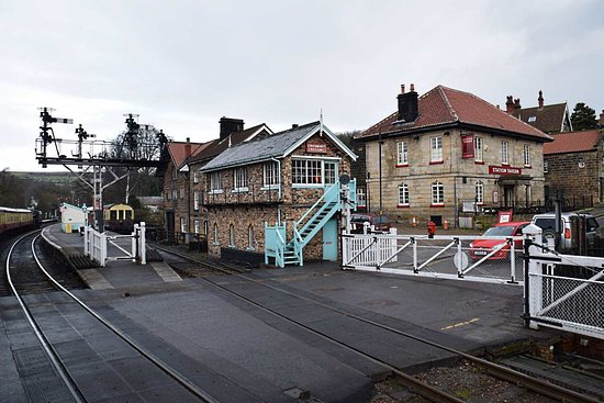 North Yorkshire Moors Railway: Grosmont Station