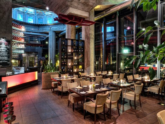 Restaurant Picture Of Restaurant Silo 16 Hamburg