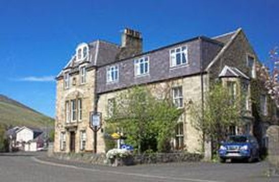 Traquair Arms Hotel Photo