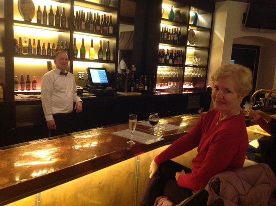 Delancey Street Restaurant : Cocktail Bar