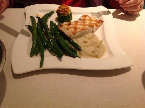 Delancey Street Restaurant : Grilled Fish Steak