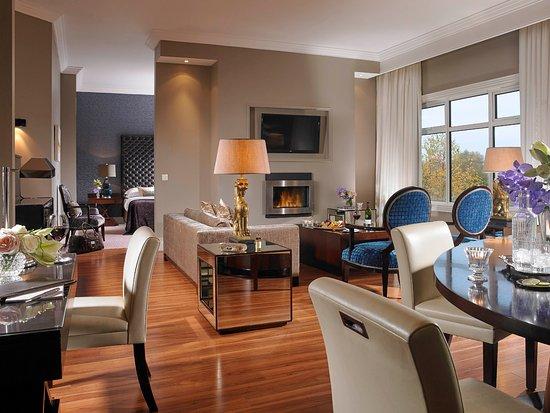 Lyrath Estate Hotel & Spa: Luxury Suite