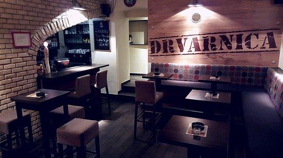 Drvarnica Bar