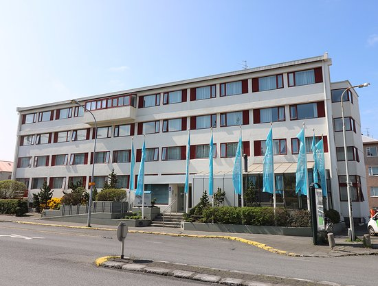 Fosshotel Lind: Exterior