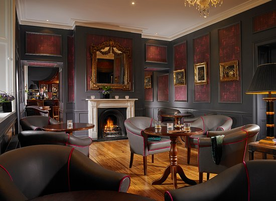 Lyrath Estate Hotel & Spa: Tupper's Bar