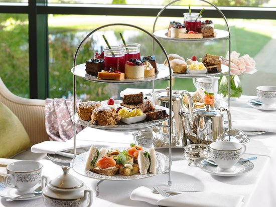 Lyrath Estate Hotel & Spa: Afternoon Tea