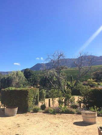 Constantia, Sudáfrica: Amazing views