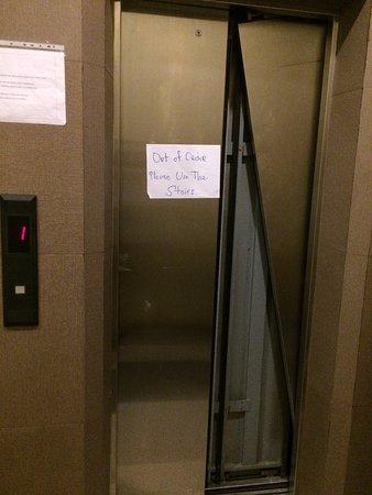 AsiaLoop G-House: Тритий день не работающий лифт