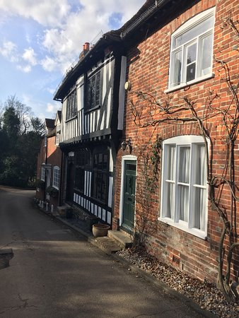 Chilham, UK: Lovely old cottages
