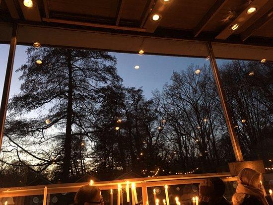 Cafe am Neuen See, Biergarten: Sunset