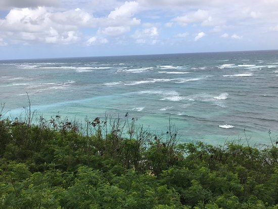 Kaneohe, HI: View from movie site tour