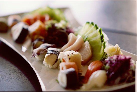 Suitenhotel Parco Paradiso: Sushi & Sashimi