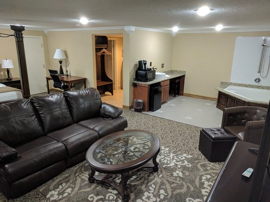 Wooster, OH: Jacuzzi Suite