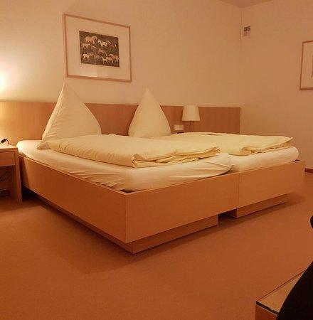 Wolfegg, Deutschland: Nur ein kleiner Teil vom Zimmer