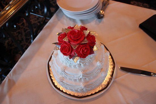 Our Wedding Cake From Oakmont Bakery