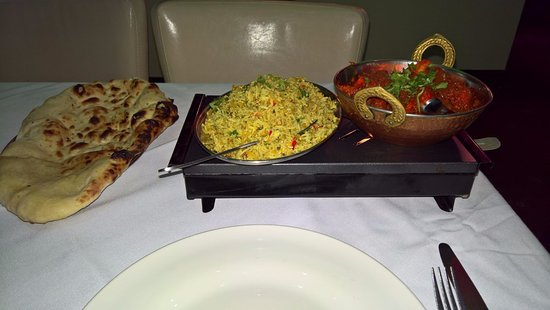 Essence: The delicious balti, house specialty