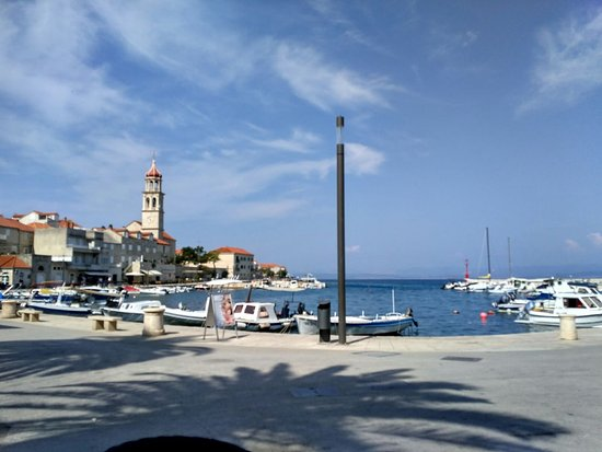 Slatine, Croacia: Perfect afternoon in Brac