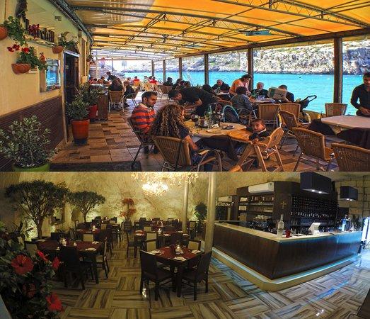 Restaurant Reviews Photos: Churchill Restaurant, Xlendi
