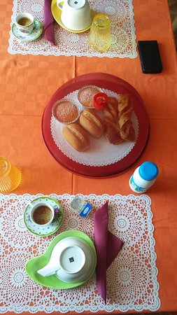 B&B Margherita: La colazione