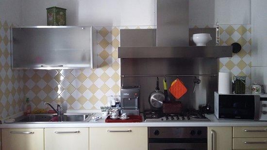 B&B Margherita: la cucina