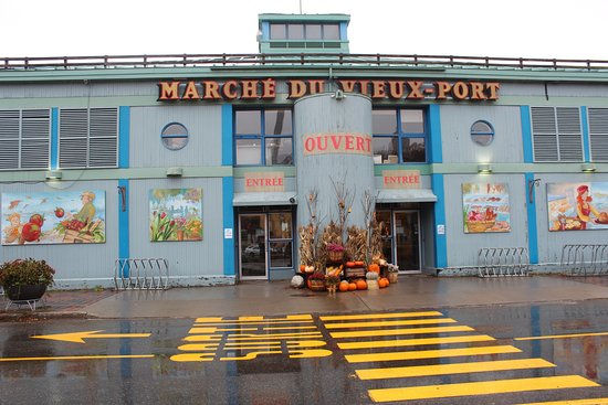 Photo of Tourist Attraction Marche du Vieux-Port de Quebec at 160, Saint-andre Quai, Quebec City G1K 3Y2, Canada