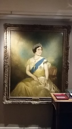 Perth, UK: The Queen Mother