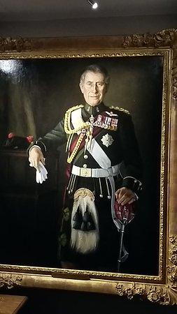 Perth, UK: Prince Charles