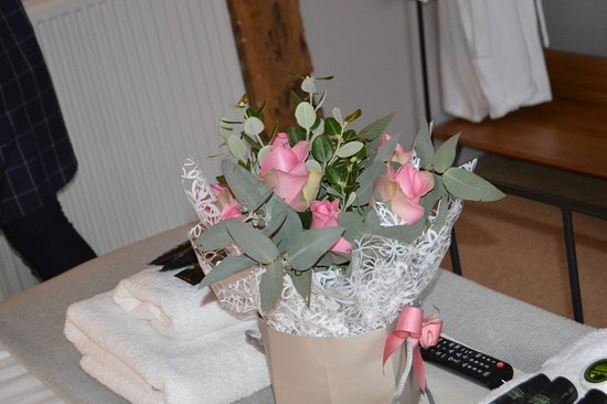 Wye, UK: Special Requested Flowers.