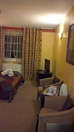 Elsenham, UK: Bedroom
