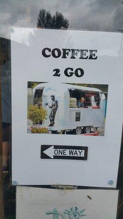Garston, Νέα Ζηλανδία: cartello