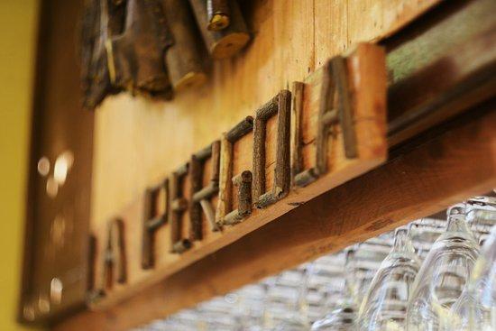 Wonderful La Pergola: O Patio, Detalhes