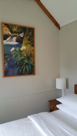 Templenoe Cottages: parete