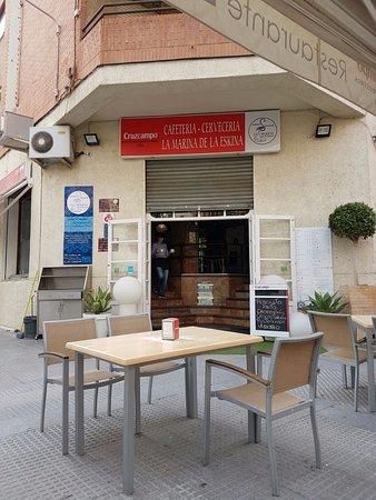 imagen Bar La Marina en Huelva