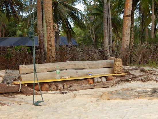 Foto Pulau Mantanani Besar