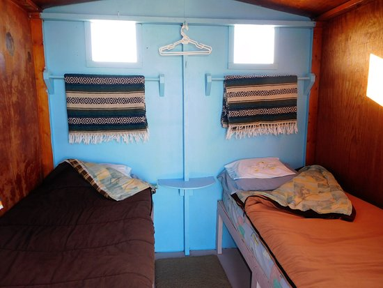 Baja Ecotours: Cabin interior.