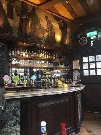 A European English Breakfast - Review of The Blackfriar