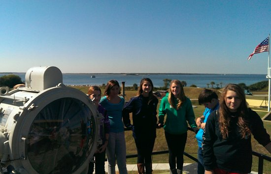 Photo of Historic Site Fort Moultrie National Monument at 1214 Middle St, Sullivan's Island, SC 29482, United States
