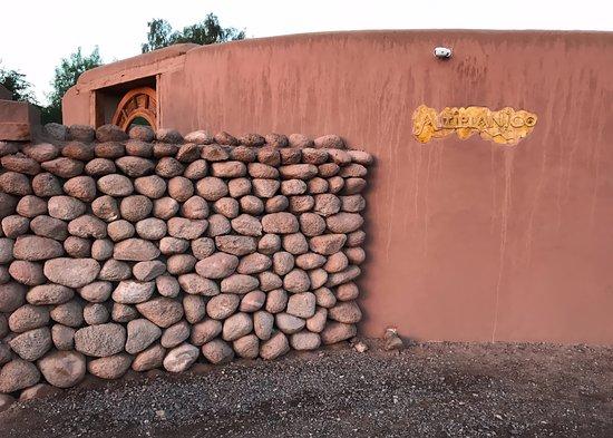Altiplanico Atacama: entrance
