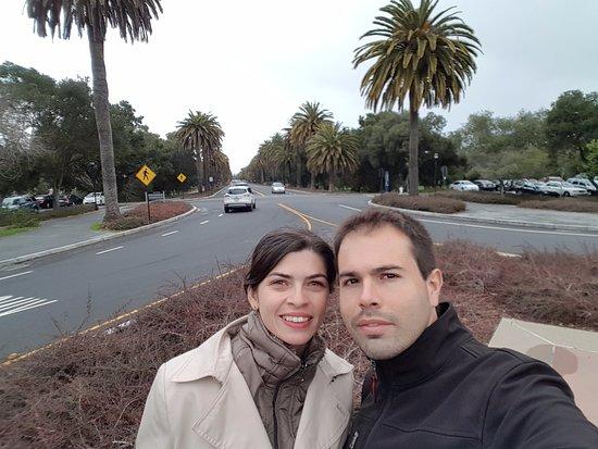 Palo Alto, Kalifornia: Entrada Palm St