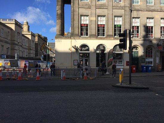Restaurants Near Waterloo Place Edinburgh